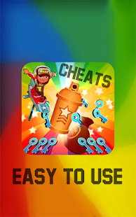 Скриншот Cheats for Subway surfers
