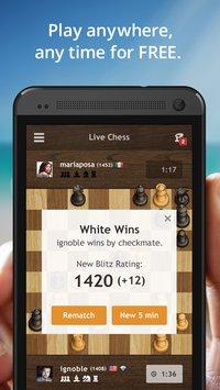 Скриншот Шахматы · Играйте и учитесь