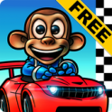 Monkey Racing Free android
