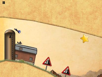 Скриншот Wingsuit Stickman