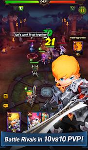Скриншот Hello Hero: Epic Battle