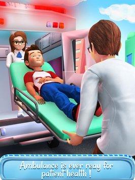 Скриншот Спасательная Больница