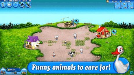 Скриншот Весёлая ферма Free 0