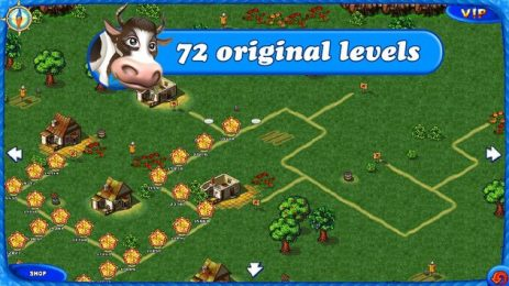 Скриншот Весёлая ферма Free 2