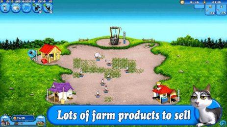 Скриншот Весёлая ферма Free 3
