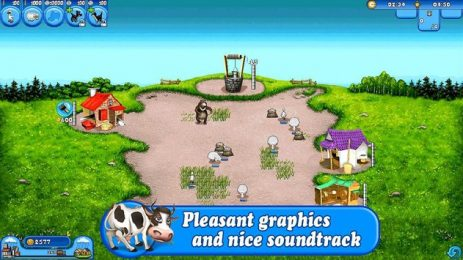 Скриншот Весёлая ферма Free 5