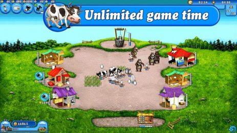 Скриншот Весёлая ферма Free 6