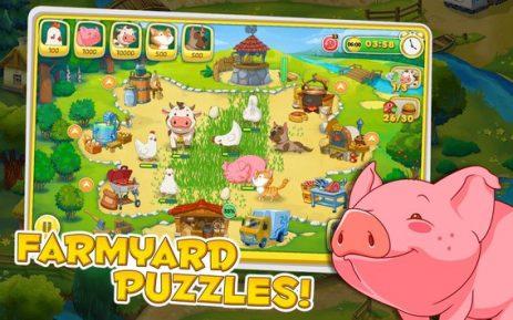 Скриншот Ферма Веселые Деньки