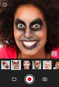 Скриншот Face Swap
