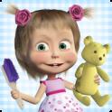 Маша и Медведь Игры для Девочек: Уборка в Доме android