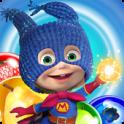 Маша и Медведь: Детские Игры Шарики Стрелялки android