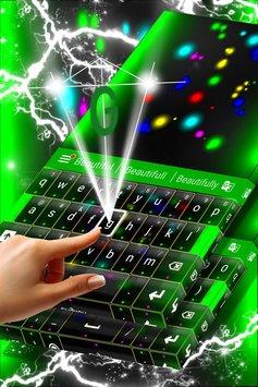 Скриншот Светодиодная клавиатура 0