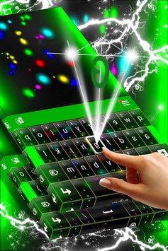 Скриншот Светодиодная клавиатура 1