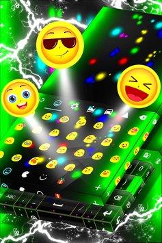 Скриншот Светодиодная клавиатура 2