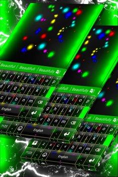 Скриншот Светодиодная клавиатура 3