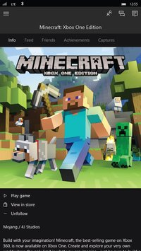 Скриншот Xbox