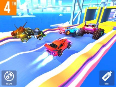 Скриншот SUP Multiplayer Racing