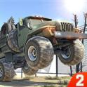 Водитель грузовика: Offroad 2 on android