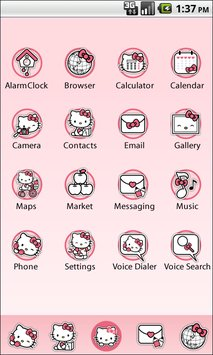 Hello Kitty Launcher 4 3 Download On Android Free Captain Droid