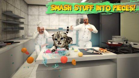 Скриншот Симулятор Кошки
