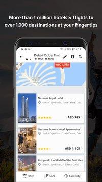 Скриншот tajawal: Hotels, Flights, Holidays & more