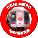 Delhi Metro Navigator -New Fare,Route,Map May'2018