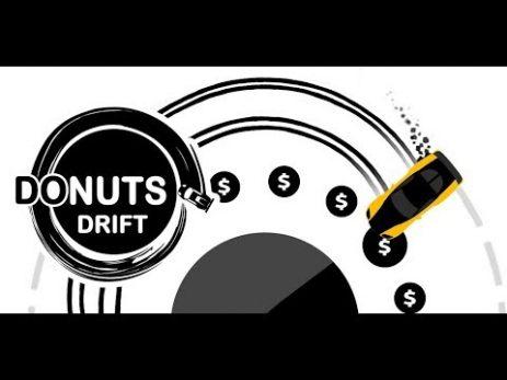 Скриншот Donuts Drift