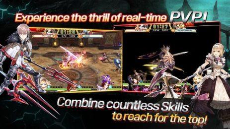 Скриншот King's Raid