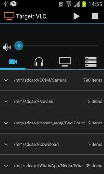 Скриншот VLC Direct
