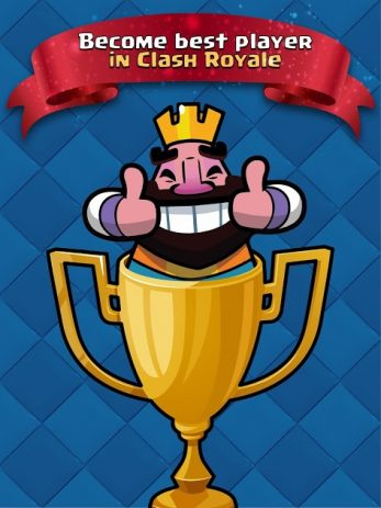 Скриншот Gems and gold for Clash Royale 2
