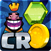 Cover art of «Gems and gold for Clash Royale» - icon
