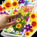 Цветы живые обои - icon