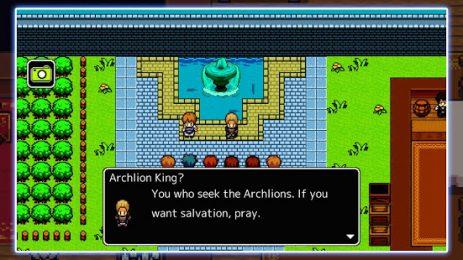 Скриншот Archlion Saga