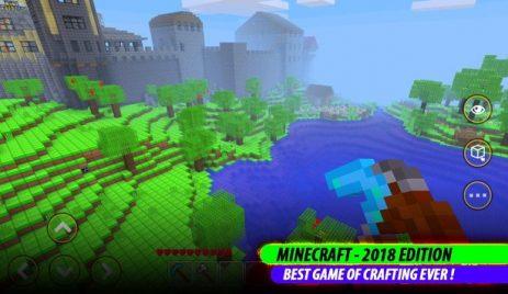 Скриншот Live Craft
