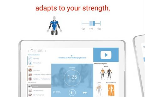Скриншот BodBot Personal Trainer: Workout & Fitness Coach