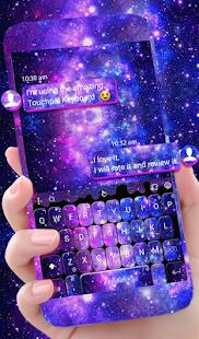 Скриншот Liquid Galaxy Droplets