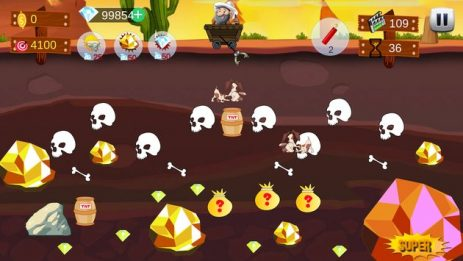 Скриншот Gold Miner Las Vegas