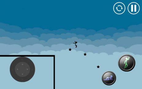 Скриншот Stickman Parkour Platform