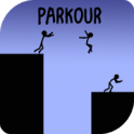 Stickman Parkour Platform on android