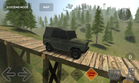 Скриншот Dirt Trucker: Muddy Hills