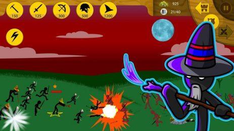 Скриншот Stick War: Legacy