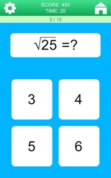 Скриншот Math Games