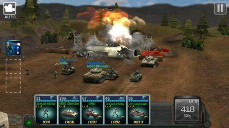 Скриншот Battlefield Commander