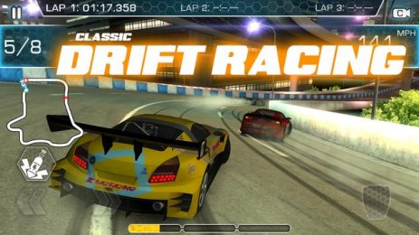 Скриншот Ridge Racer Slipstream
