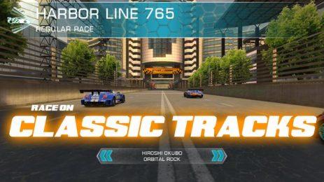 Скриншот Ridge Racer Slipstream