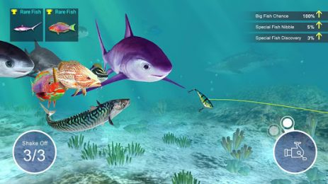 Скриншот Fishing Strike