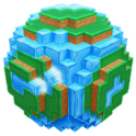 World of Cubes Survival Craft with Skins Export on android
