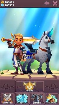 Скриншот Blades of Brim