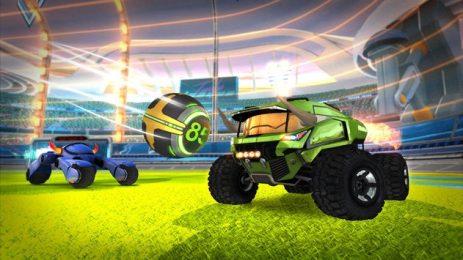 Скриншот Turbo League