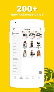 Скриншот SHEIN – Fashion Shopping Online